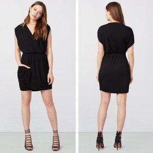 Rachel Roy /24 Hour Dress / Draped / Black / sz S